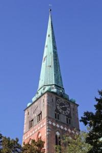 St. Jakobi die Kirche der Seefahrer und Pilger