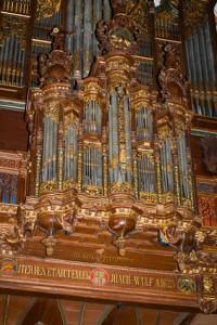 Große Orgel