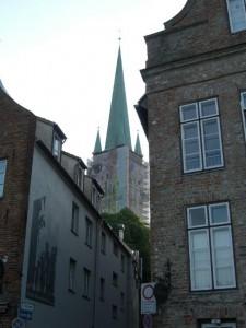 Kirchturm St. Petri